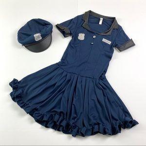 4/$25 Police Costume 12-14